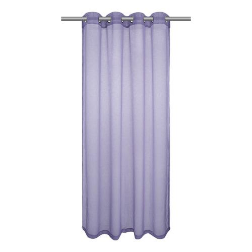 Violet  Urban Single Panel Eyelet Curtain