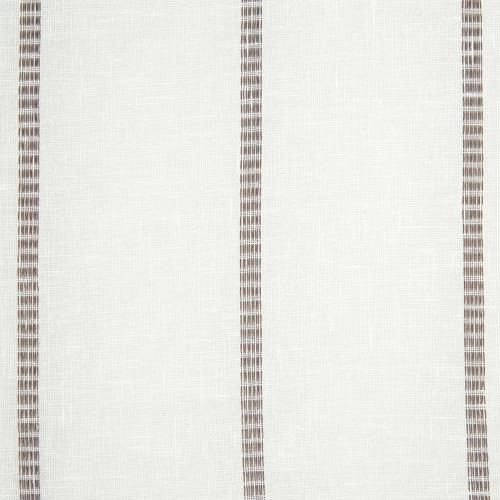 Nettex Mushroom Strand Single Panel Eyelet Curtain