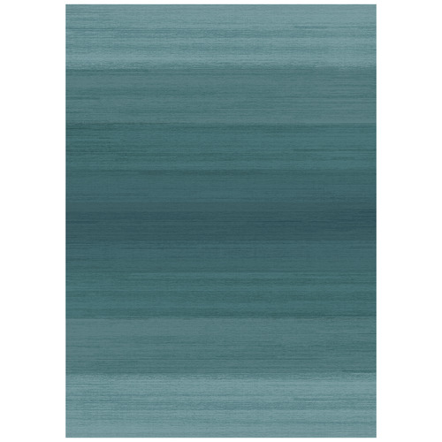 Ruggable Blue Ombre Outdoor Rug