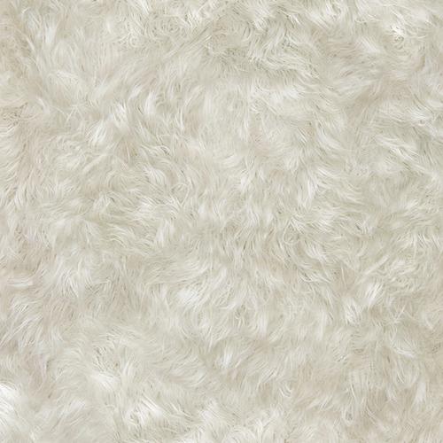 Ruggable Winter White Shag Rug