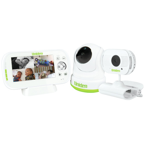 10.9cm Wireless Baby Video Monitor & Handy Clamp Camera