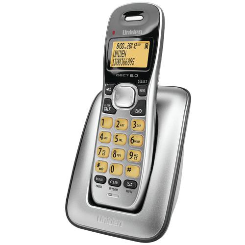 Uniden Australia DECT1715 Cordless Phone with Power Failure Backup
