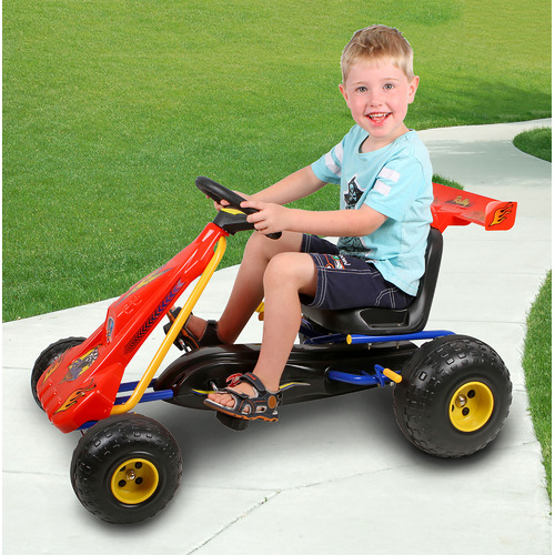 Flex Furniture Off-Road Kids' Pedal Go-Kart