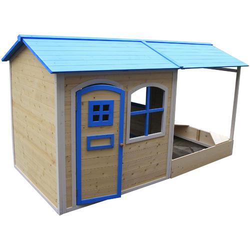 Flex Furniture Playhouse with Sandbox & Cover