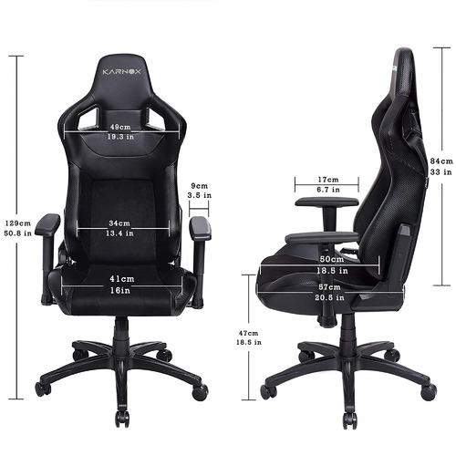 Karnox Legend Faux Leather Gaming Chair
