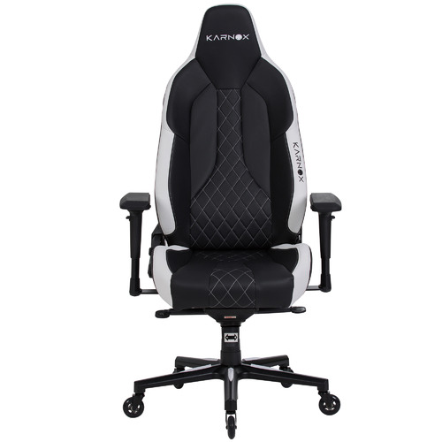 Karnox Dormer Faux Leather Adjustable Gaming Chair