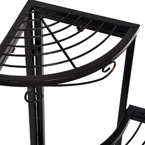 Levede 3 Tier Metal Pot Plant Stand