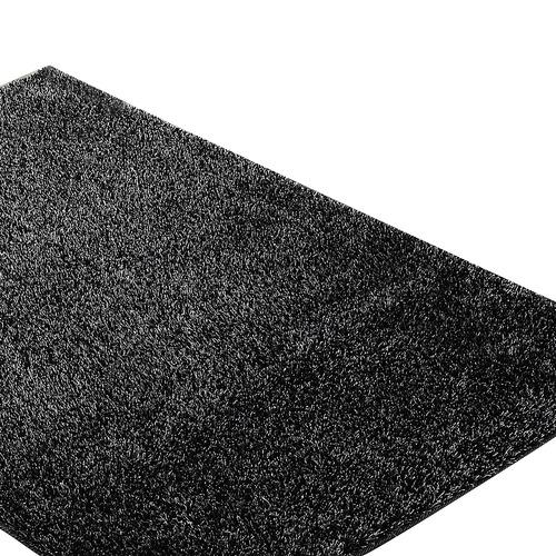 Levede Black Ofira Shag Area Rug