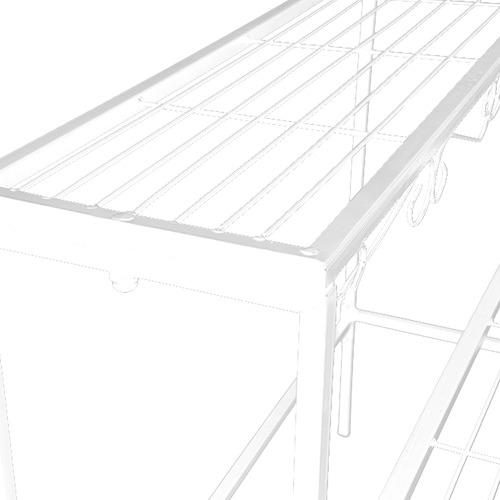Mara 3 Tier Steel Outdoor Pot Plant Stand