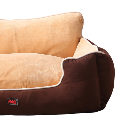 Levede Tucker Pawz Pet Bed with High Back