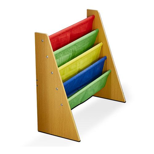 Kids Levede Wooden Bookshelf