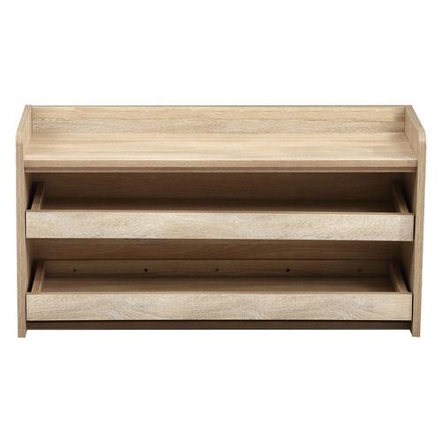Levede Damian Cushioned Shoe Storage Bench