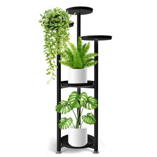 Constance 5 Tier Steel Pot Plant Stand