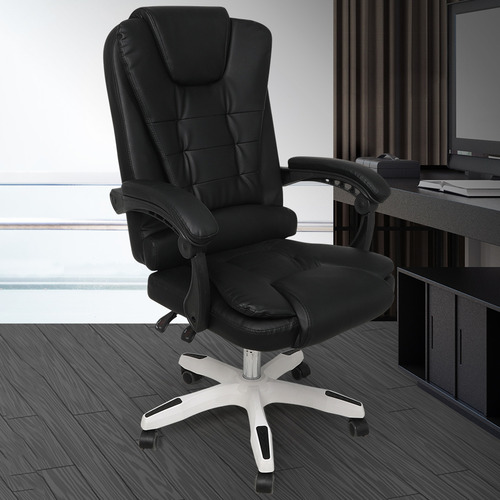 Kenzie Faux Leather Office Chair