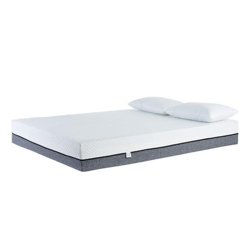 624 Mattress Medium 624 Memory Foam Mattress & Bedding Set