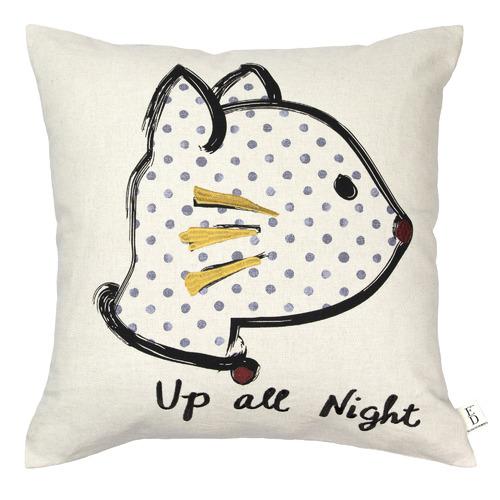 ED by Ellen Degeneres ED By Ellen DeGeneres Up All Night Cushion