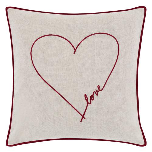 ED by Ellen Degeneres ED By Ellen DeGeneres Love Cushion