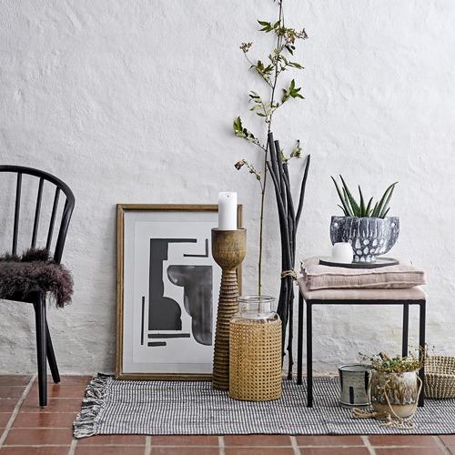 Grey Anouk I Stoneware Planter Pot