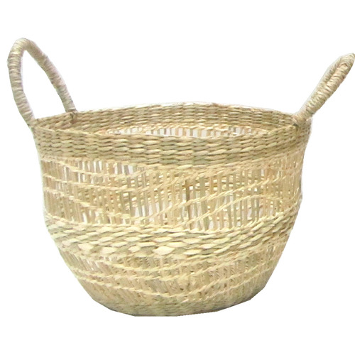 Maine & Crawford Large Sia Open Weave Baskets