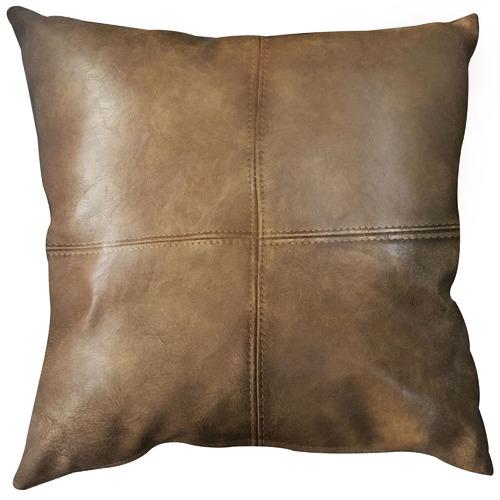 Maine & Crawford Bangalow Faux Leather Cushion