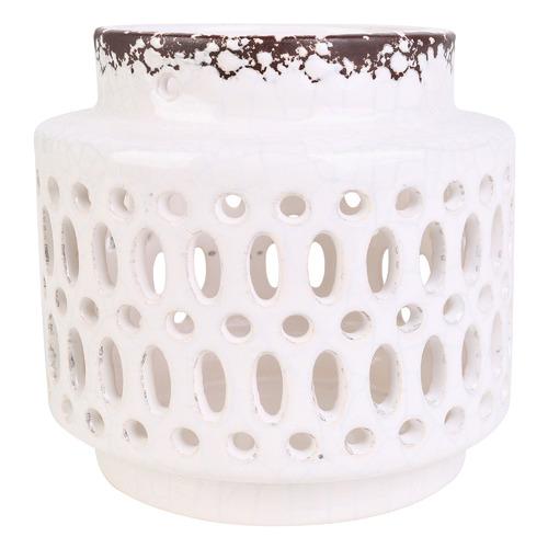 Cove Ceramic Decorative Lantern