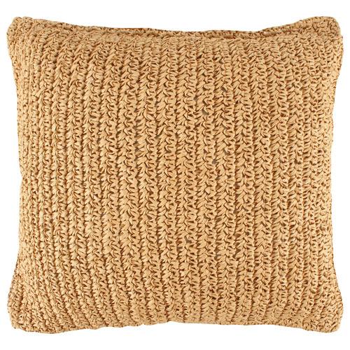 Abbey Straw Cushion