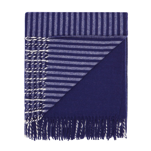 Waverley Mills Superfine Lamina Merino Wool Throw