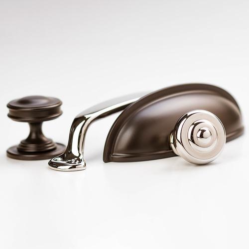 Decade Brass Knob