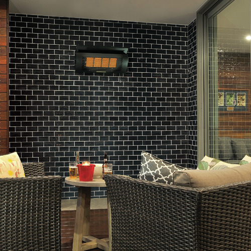 Heatstrip Heatstrip Outdoor Wall Mounted Natural Gas Heater