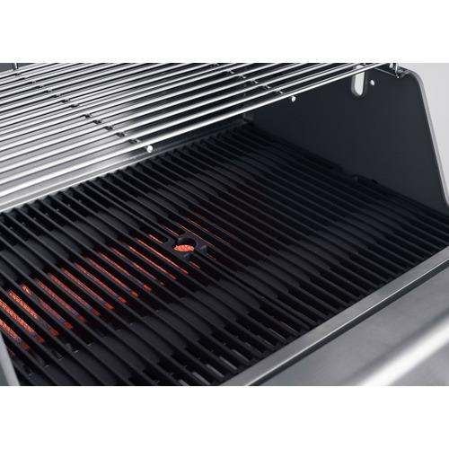 Crossray Crossray Infrared 2 Burner Trolley BBQ Grill