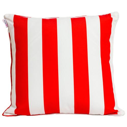 Billy Fresh Striped Rhine Outdoor Cushion