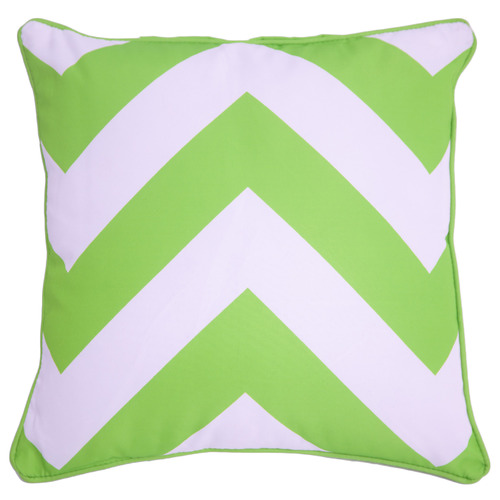 Chevron Nile Outdoor Cushion