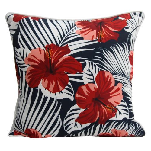 Plumeria Outdoor Cushion