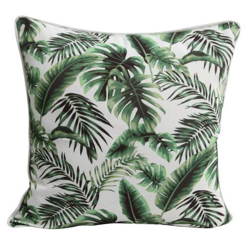 Fern Gully Outdoor Cushion