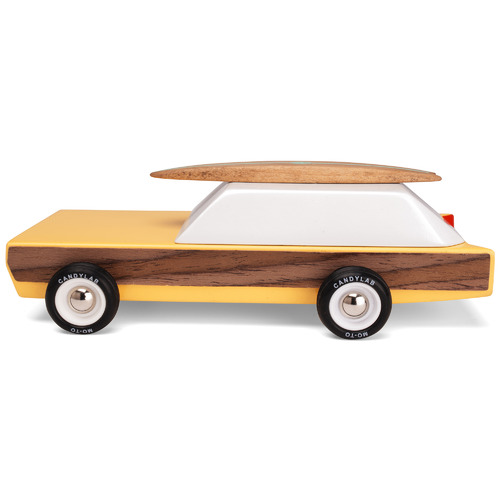 Woodie Wooden Toy Car