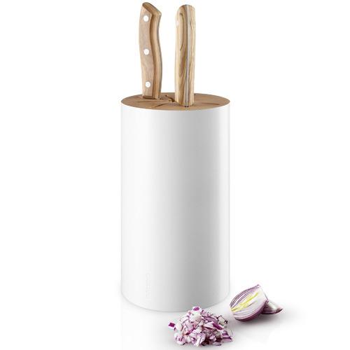 Eva Solo Nordic Kitchen Wooden Knife Block