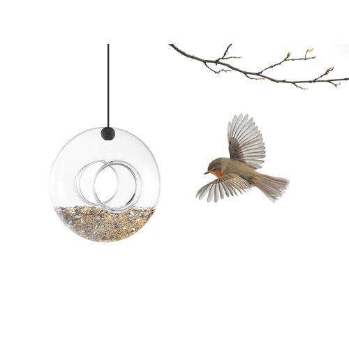 Eva Solo Round Glass Bird Feeder