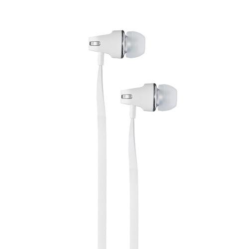 Friendie Pearl White PRO X5 In-Ear Headphones