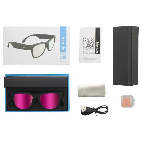 Friendie Classic Frames Polarised Lens Audio Sunglasses
