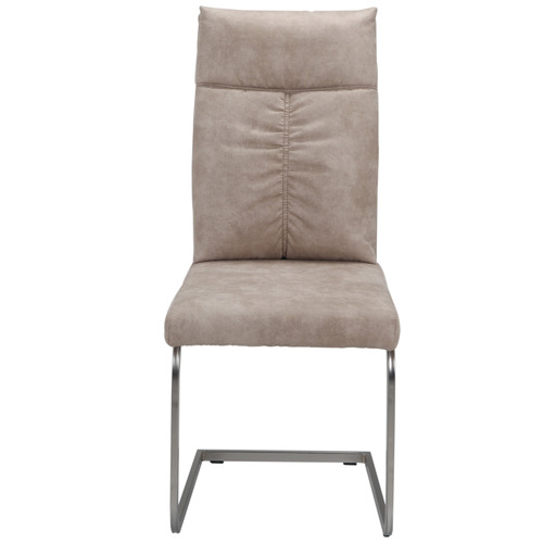 Keys Road Designs Cozo Suede Dining Chairs