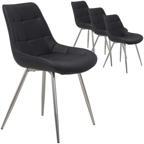 Nora Faux Leather Dining Chairs