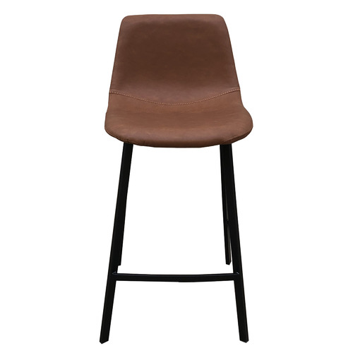Keys Road Designs 65cm Sandra Faux Leather Barstools