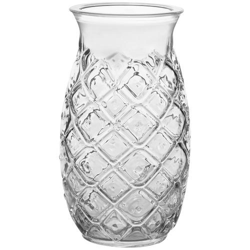 4 Piece Pina Colada Glass Set