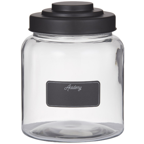 25L Glass Canister