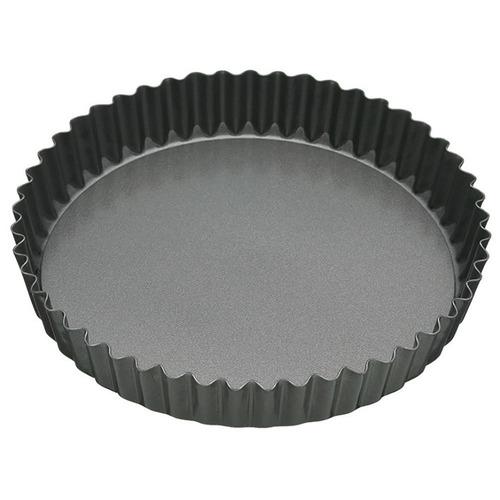 MasterPro Loose Base 20cm Round Non-Stick Quiche Tin