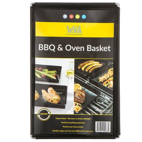 NoStik Reusable 1.5L Non-Stick BBQ & Oven Basket