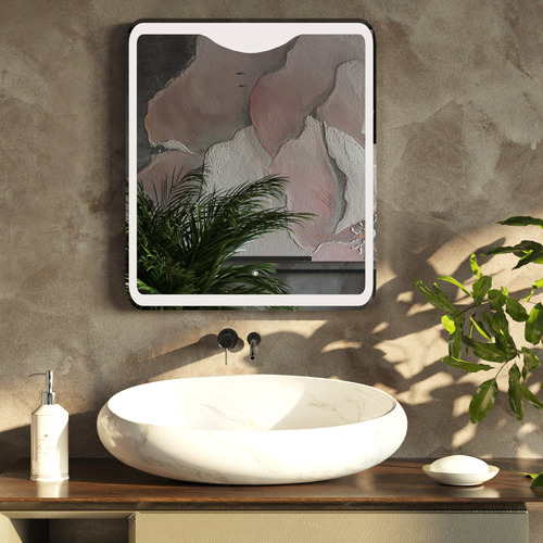 Belbagno Caloocan Long LED Bathroom Wall Mirror