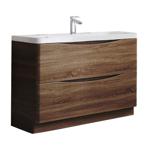 Ancona Freestanding Single Sink Vanity, Free Standing Bathroom Sink Vanity