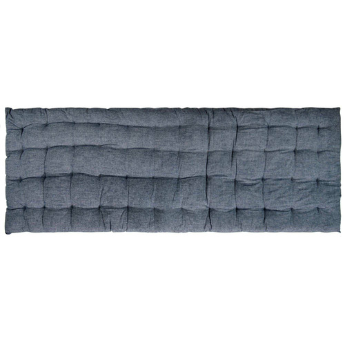 Hub Living Quilted Cotton Bench Cushions