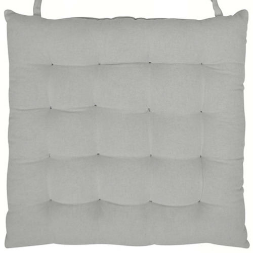 Hub Living Quilted Cotton Chair Pads